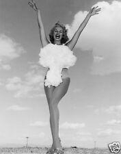 Miss Atomic Bomb. 1957 Copa Room showgirl  Lee Merlin  8 x 10 photograph