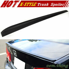 Painted Volvo S80 1st  4D Sedan K Style Rear Trunk Lip Spoiler 1998-2005