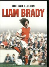 LIAM BRADY FOOTBALL LEGENDS DVD