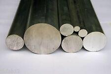 "Aluminium Round Bar 1 1/8""  Dia x 250mm  HE30"