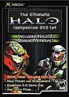 The Ultimate Halo Companion DVD Set (Microsoft Xbox, 2003)
