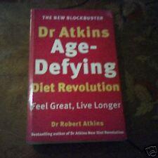 Dr. Atkins Age-Defying Diet Revolution