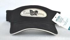 *KAUAI LAGOONS GOLF CLUB HAWAII low crown FITTED Stretch fit GOLF VISOR IMPERIAL
