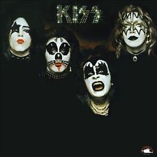 Kiss LP Vinyl Music Records