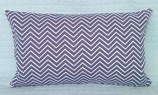 "Cushion Cover/12x20""/Clarke&Clarke Cotton Fabric"