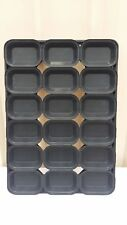PIE TRAY - BAKERY MEAT PIE PALLET - BAKING PIE TIN - PASTRY - CHEF - FOOD - COOK