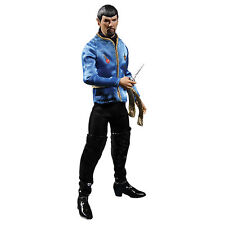 Mezco Toyz One:12 Star Trek SDCC Exclusive Mirror Mirror Evil Spock 1/12 Figure