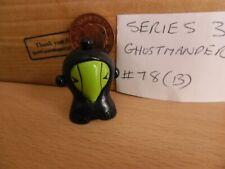 #78 Rare Ghostmander Black Gogos' Crazy Bones Single Figure Series3