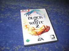 BLACK & WHITE 2 PC Black and White 2 Deutsch mit Handbuch TOP