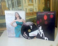 CAMILLE..La Fille Du Cirque - Live At The Famous Spiegeltent DVD (Autographed)