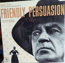 FRIENDLY PERSUASION (1956 DIMITRI TIOMKIN) 1982 RS SOUNDTRACK MINT LP G COOPER