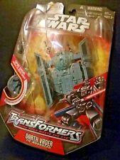 Star Wars Transformers Darth Vader Tie Advanced 2005 1st version