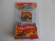 World's Smallest Hot Wheels Series Two # 522 Miniature, Toy, Mini,