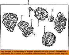 HONDA OEM 01-05 Civic-Alternator 06311PLM505RM