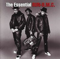 RUN DMC (2 CD) THE ESSENTIAL ~ BEST OF RUN_D.M.C. / GREATEST HITS ~ RAP *NEW*