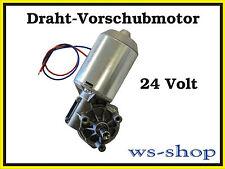 Motor 24 Volt für Drahtvorschubgetriebe; Rolle Ritzel Antrieb Draht Schweißgerät
