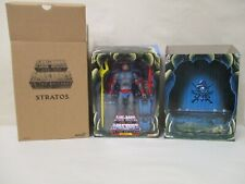 MOTU CLASSICS MASTERS OF THE UNIVERSE SUPER7 FILMATION WAVE 4 STRATOS FIGURE NEW