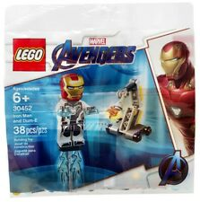 LEGO Iron Man & Dum-E 30452