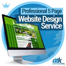 Website Design Service - Professional Bespoke Web Design for your business