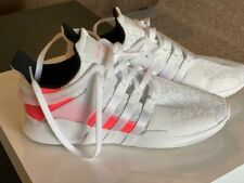 Adidas EQT Support ADV Running Crystal White/FTW White/Turbo Red Pink 11.5