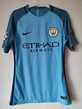 maglia match worn indossata Sterling Manchester City PRINTED TAG nike rare portè