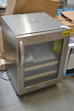 "KitchenAid Kbcs24Rsss 24"" Stainless Under-Counter Refrigerator Nob #28692 Hl"