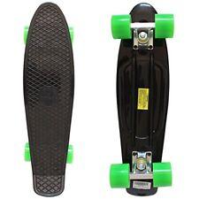 "Skateboard Rimable Complete 22"" long 6"" wide Deck"
