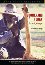 New DVD-BOOMERANG TODAY [from the CAAMA Collection]