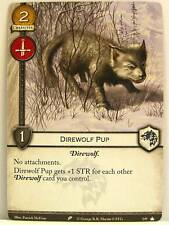 A Game of Thrones 2.0 - 1x #149 Direwolf Pup - House Stark