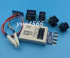 EZP2013 24 25 26 93  Latest High-speed USB Bios Programmer /4Socket/DIP8 Adapter