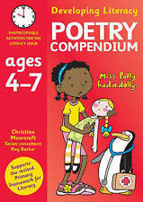 Poetry Compendium: For Ages 4-7 (Developing Literacy), Very Good Condition Book,