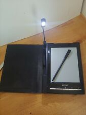 Sony Digital Book Reader Tablet black PRS-T1