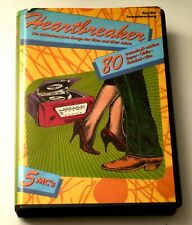 Heartbreaker 80 Super Oldies Hits 5 cassette tapes