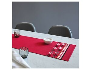 """PROJECT 62 14""""X72"""" CHRISTMAS TABLE RUNNER"""