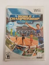 World Championship Athletics for Nintendo Wii