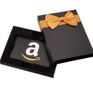 amazon gift card value