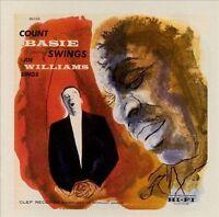 Count Basie Swings, Joe Williams Sings CD