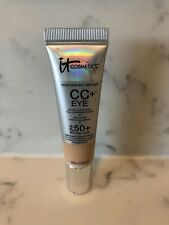 IT COSMETICS YOUR SKIN BUT BETTER CC + EYE SPF 50 + ~ LIGHT ~ .33 OZ NWOB