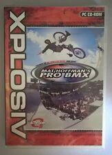 Mat Hoffman's Pro BMX, PC CD-Rom Game.