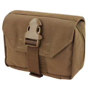 Condor First Response Medic Pouch - Coyote - 191028-498 - MOLLE PALS
