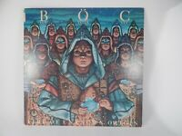 Blue Oyster Cult LP Fire Of Unknown Origin,1981 USA, Vinyl LP PC 37389
