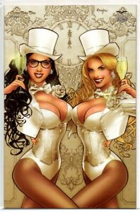 Grimm Fairy Tales #92  Rare Francesco Virgin Variant Limited to only 250 Copies