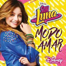 ELENCO DE SOY LUNA - SOY LUNA-MODO AMAR (STAFFEL 3)   CD NEW+