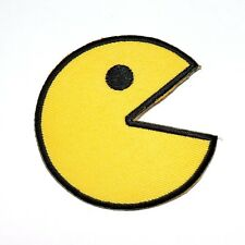 PAC MAN Pixels Arcade Video Game Classic Vintage Bag T-Shirt Backpack Iron Patch