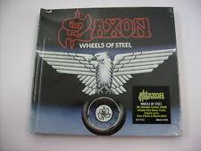 SAXON - WHEELS OF STEEL - CD SIGILLATO DIGIBOOK 2018