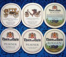 Bierdeckel Serie Thurn & Taxis Regensburg - Kutschen - Bayern