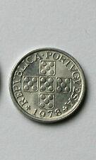 1978 PORTUGAL Aluminum Coin - 10 Centavos - UNC