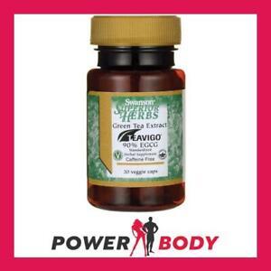 Swanson - Teavigo Green Tea Extract 90% EGCG - 30 vcaps