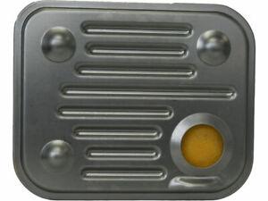 Automatic Transmission Filter fits Sierra 2500 HD Classic 2007 17VJZD