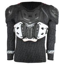 Leatt 4.5 Body Suit Armour ACU CE Approved Motocross MX Black Adult Small Medium
